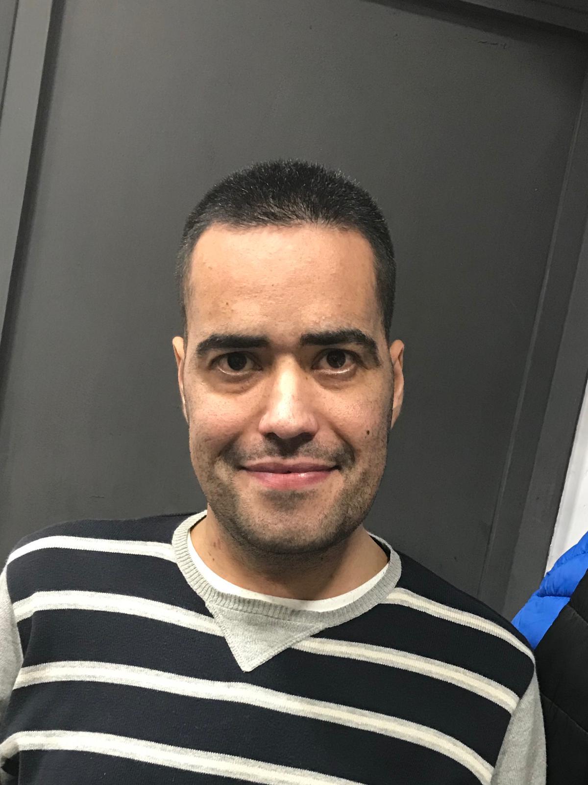 Receptor Dani Avilés